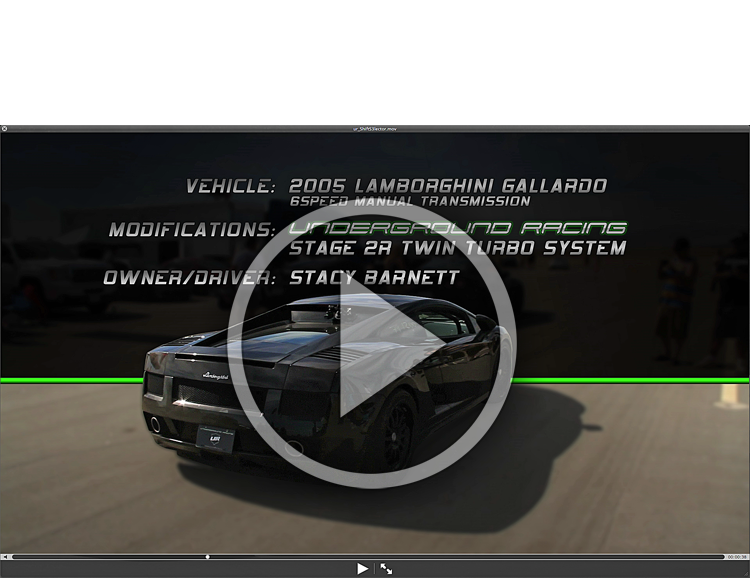 Watch Youtube Video of Stacy Barnett Achieving the New World Record